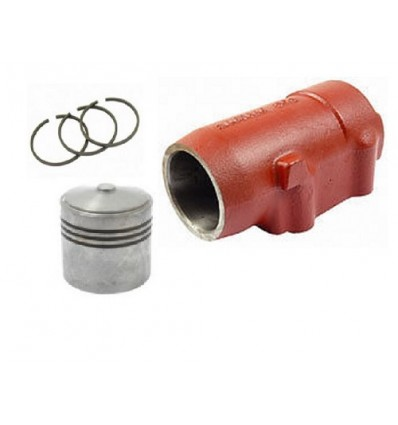 """Hydraulic lift cylinder 9/16"""" studs , piston and ring set"""
