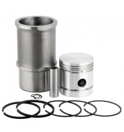 Piston, Rings & Finished Liner Kit - 85mm