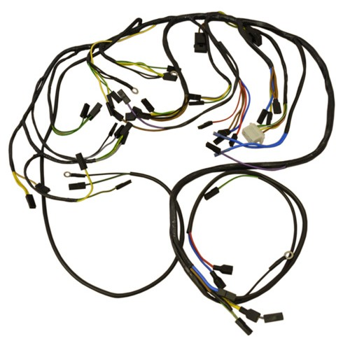 Wiring Harness David Brown 770