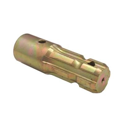 PTO Adaptor 1.1/8 x 6F/1.3/8 x 6M (120mm)