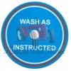 """ Wash as instructed"" Decal Ferguson TEF20, FF30"