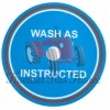 "Decal Ferguson TEF20, FF30 "" Wash as instructed"""