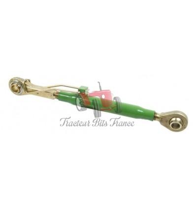 Barre de pousée Cat 2 avec rotules AL39170