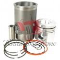 Kit Cylindre avec piston, segments et chemise RE24458