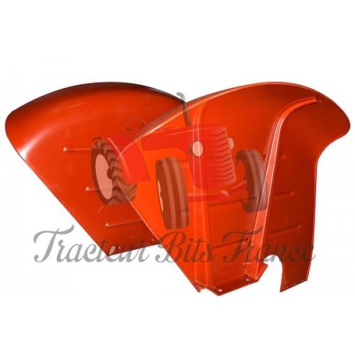 Fordson Major seat rubber buffer
