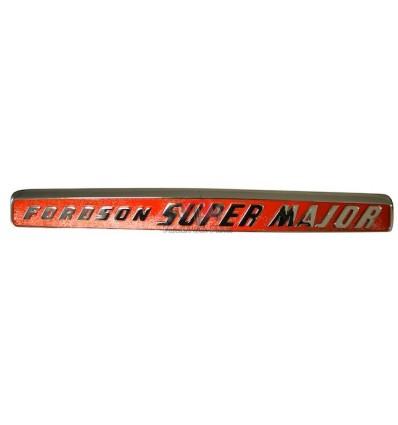 Emblème Super Major Côté