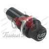 Fuse Holder - For glass fuse 6x35 mm