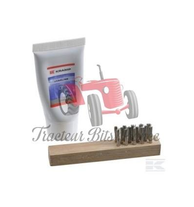 Service Kit For Battery : Vaseline & brush