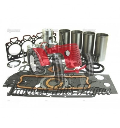 ENGINE KIT A4.248 - 4 RINGS & LINER NO FIRELIP