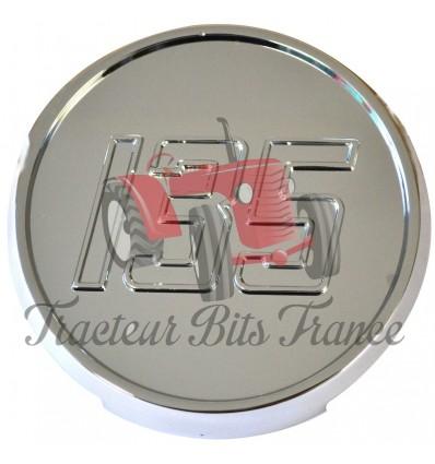 Side Badge Aluminium Chrome