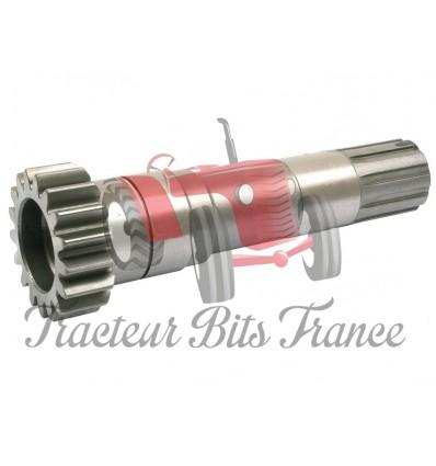 PTO input shaft 10 spline - 906919