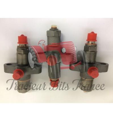 3 x Fordson Dexta Injecteur complet avec nez Echange standard