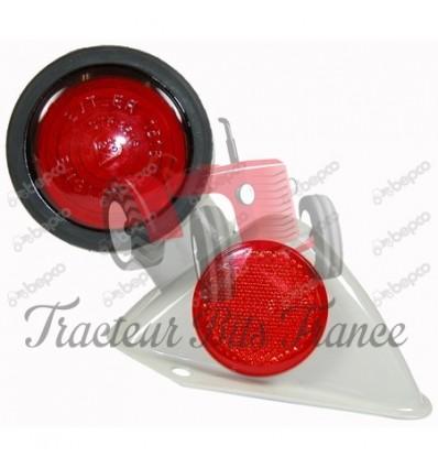 Rear Lamp LH D2NN13N201A