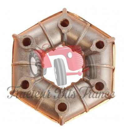 Coupling Rubber Doughnut 6 Hole ( CNR043)