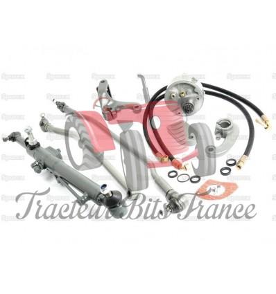 Power steering kit for swept Axle model