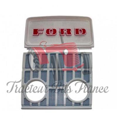 Ford Grill Kit - Plastic