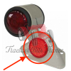 Red Reflector 42mm