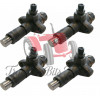4 x Injectors complete with nozzles for 20c FF30 et TEF20