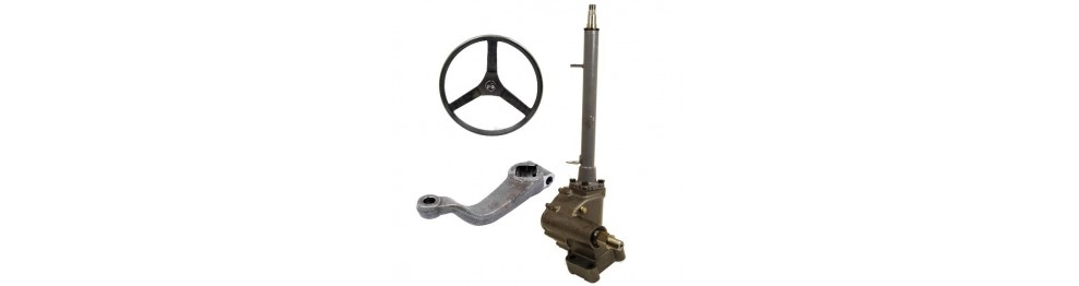 Front axle & Steering