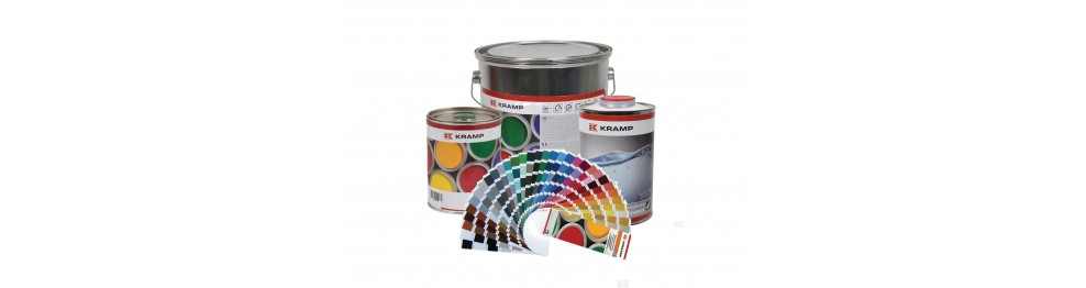 Paint and thinners