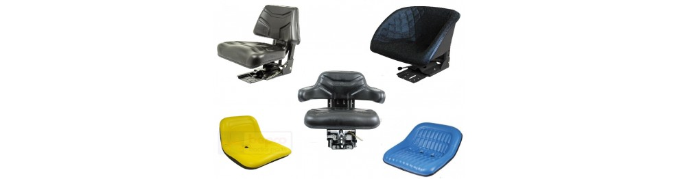 Tractor Seats and Covers
